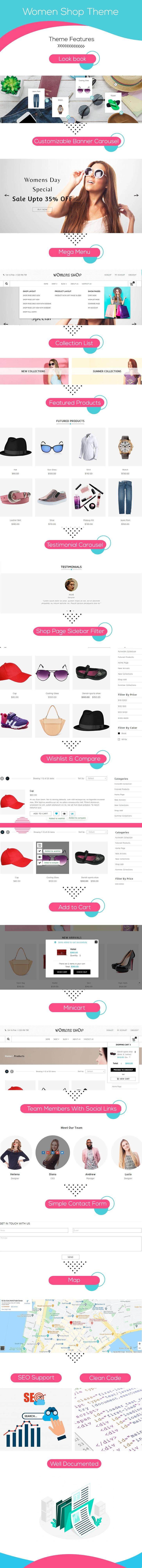 Feminine Shopify Themes