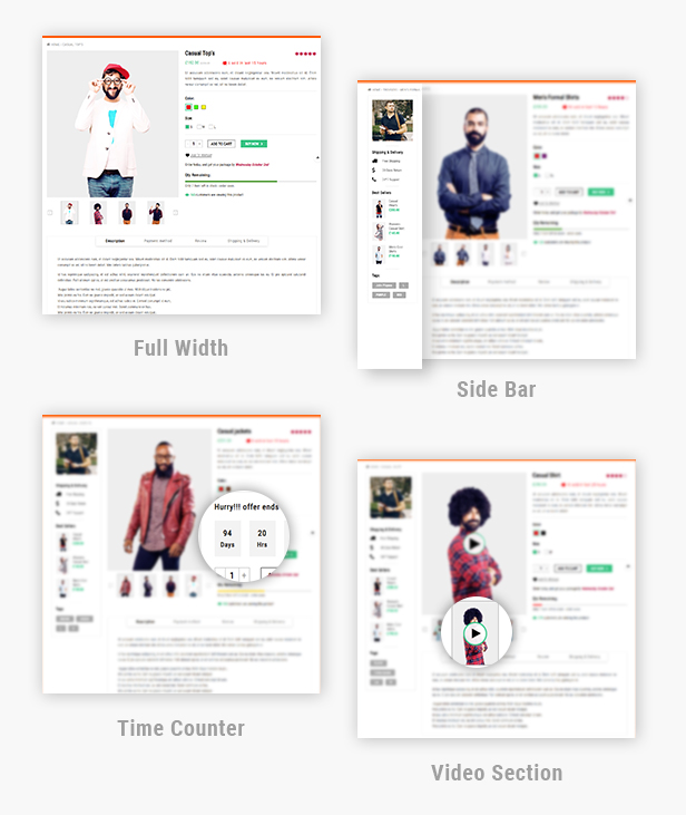 Star Fashion PRO Shopify Theme